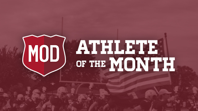 Mod Pizza Athlete of the Month – 8to18 Article